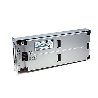 Batteria UPS di sostituzione compatibile con APC SLA43-KIT, RBC43