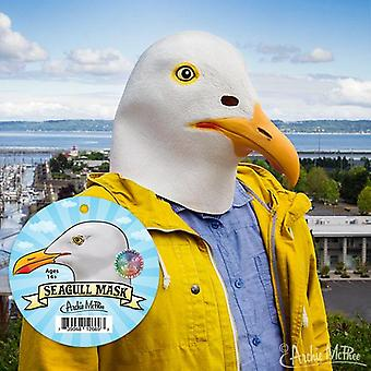 Cosplay - Archie McPhee - Mask - Seagull Costume Head Face 12669