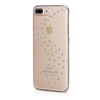 Hull For IPhone 8 Plus/7 Plus Milky Way Pure Shine With Swarovski Crystals