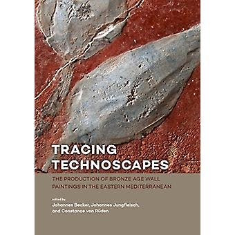 Tracing Technoscapes by Johannes Becker