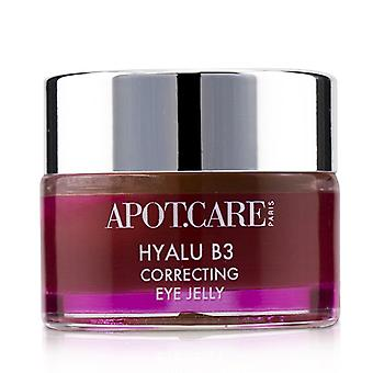 Apot.care Hyalu B3 Correcting Eye Jelly - 15ml/0.5oz