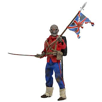 Eddie Clothed with Flag Figure