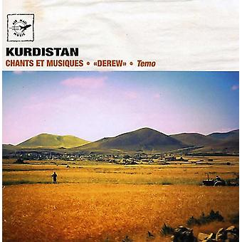 Temo - Kurdystanu: Import USA Derew [CD]