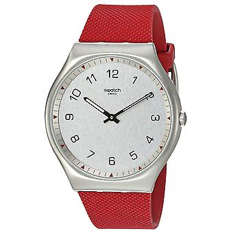 Swatch Skinrouge Mens Watch SS07S105