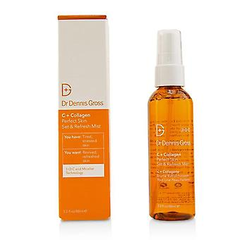 Dr Dennis Gross C + Collagen Perfect Skin Set & Refresh Mist - 88ml/3oz