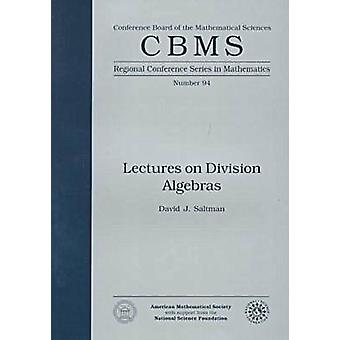 Lectures on Division Algebras - 9780821809792 Book