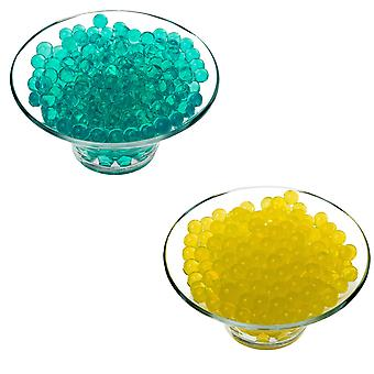 5g Water Balls for Vases Turquoise Mix