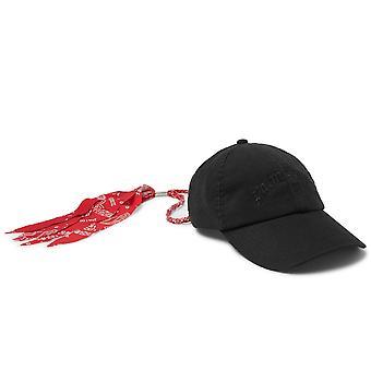 Bandana Tied Logo Baseball Cap