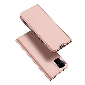 DUX DUCIS Pro Series case Samsung Galaxy A71 - Rose Gold
