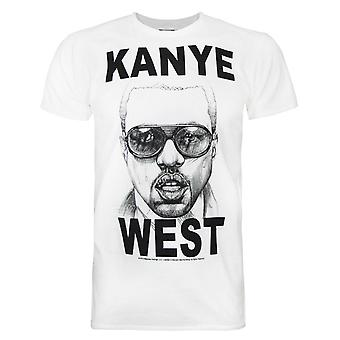 Versterkt Kanye West Mercy Men's T-shirt