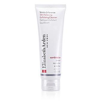 Elizabeth Arden sichtbarer Unterschied Haut Balancing Peeling Cleanser (Kombination Skin) 125ml/4.2oz