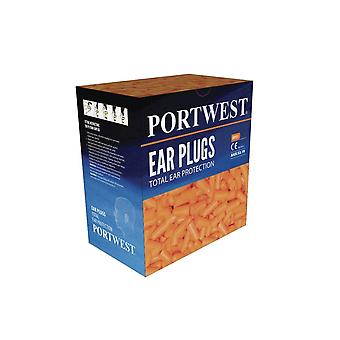 Portwest ear plug dispenser refill pack ep21