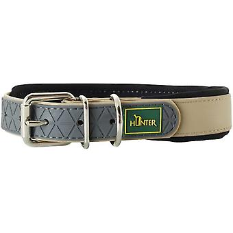 Hunter Collar Convenience Comfort Taupe (Dogs , Collars, Leads and Harnesses , Collars)