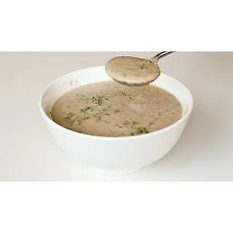 Suppe Base krem av sopp - ingen tilsatt salt-( 5lb )