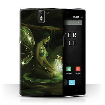 STUFF4 Case/Cover for OnePlus One/Magical Pond/Elegant Fairies