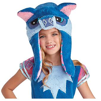 Happy Wolf Headpiece Child