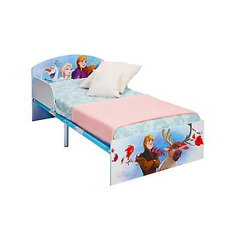 Disney Frozen 2 Toddler Bed Plus Fully Sprung Mattress