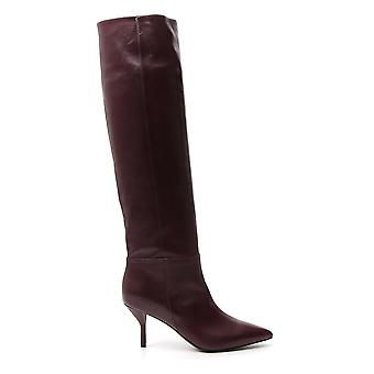 Semi-couture S9az16d420 Women's Brown Leather Boots