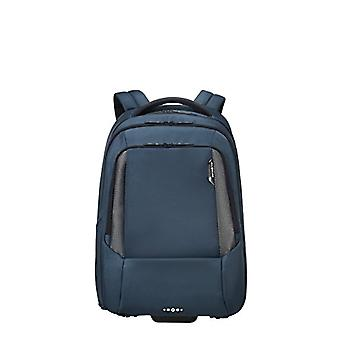 SAMSONITE Cityscape Tech Wheeled Backpack for 17.3' Laptop Casual Backpack - 48cm - 30 liters - Blue (Space Blue)