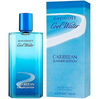 Davidoff Cool Water Caribbean Edition Eau de Toilette Spray 125ml