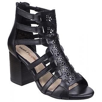 Hush Puppies Malia Baja Ladies Sandals Black