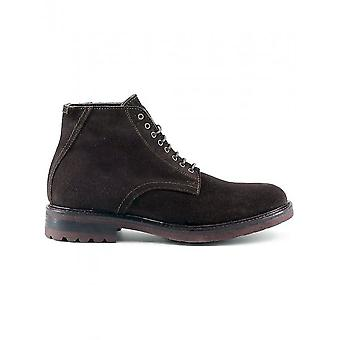 Made in Italia-schoenen-Enkellaarsjes-GABRIELE_TDM-heren-saddlebrown-43