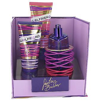 Girlfriend by Justin Bieber Gift Set