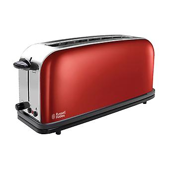 Toaster Russell Hobbs 21391-56 1R 1000W Edelstahl Rot