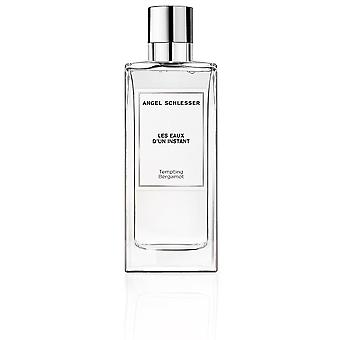 Angel Schlesser Les Eaux D'Un Instant Tempting Bergamota Edt Spray 100 Ml Per le donne