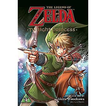 The Legend of Zelda - Twilight Princess - Vol. 4 by Akira Himekawa - 9