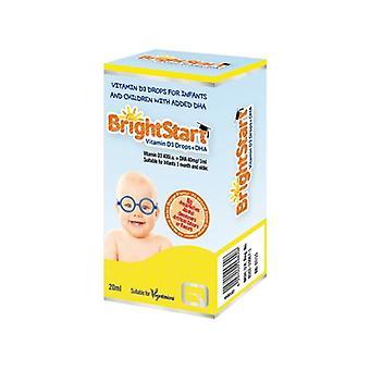 Quest Vitamins Brightstart 20ml (601530)