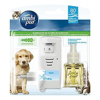 Elektrischer Lufterfrischer Pet Care Ambi Pur (21,5 ml)