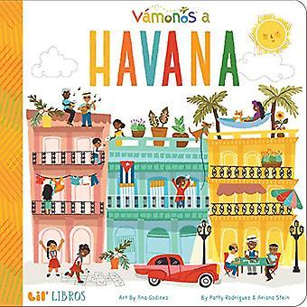 VAMANOS - Havana by Patty Rodriguez - 9781947971424 Book