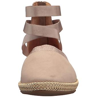 Gentle Souls Women's Shoes GS02276NU Leather Closed Toe Casual Espadrille San...