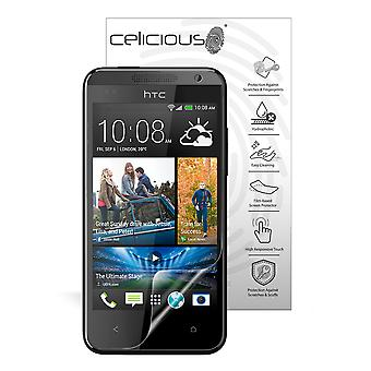 Celicious Impact Anti-Shock Shatterproof Screen Protector Film Compatible with HTC Desire 300