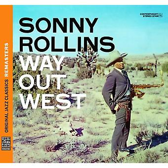 Sonny Rollins - Way Out West [CD] USA import