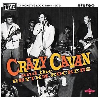 Crazy Cavan - Live at Picketts Lock 1 & 2 [Vinyl] USA import