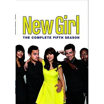New Girl: The Complete Fifth Season [DVD] USA import