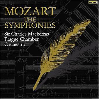 Charles Mackerras - Mozart: The Symphonies [Box Set] [CD] USA import
