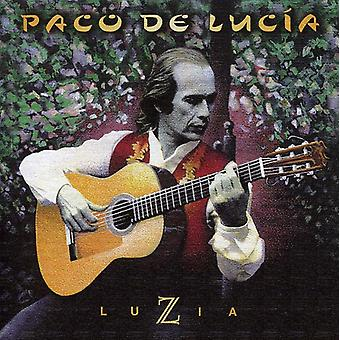 Paco De Lucia - Luzia [CD] USA import
