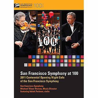 A. Copland - San Francisco Symphony at 100 [DVD] USA import