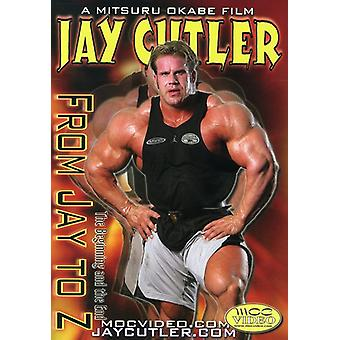 From Jay to Z [DVD] USA import