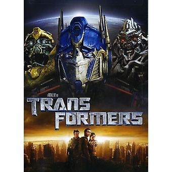 トランスフォーマー (2007) 【 DVD 】 米国のインポートします。
