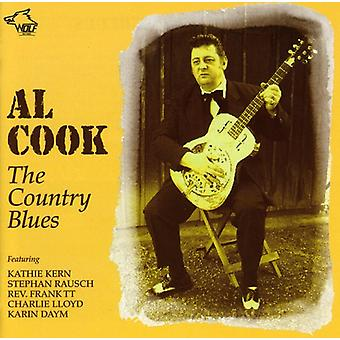 Al Cook - Country Blues [CD] USA import