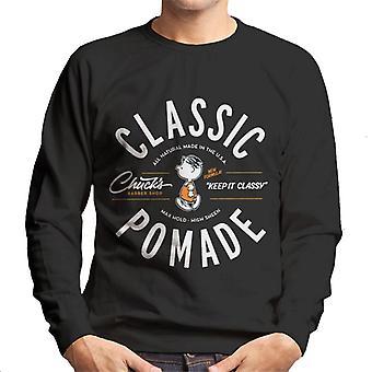 Erdnüsse Shermy klassische Pomade Men's Sweatshirt
