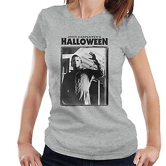 Halloween Michael Myers Portrait Women's T-Shirt
