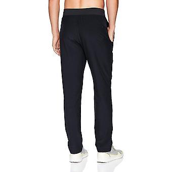 Peak Velocity Men's All Day Comfort Stretch Woven Pant, preto, X-Large