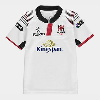 Chemise Kukri Ulster 2017/18 Home Kids Replica