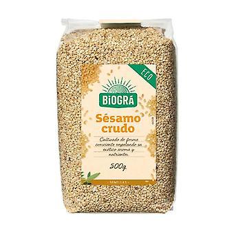 Raw sesame seeds 500 g
