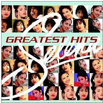Selena - Greatest Hits [CD] USA import